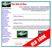 Car Hire in Goa (OLD)